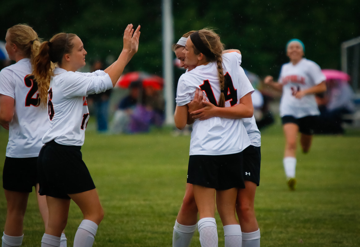Photos: Varsity Soccer Vs Willard (Districts)