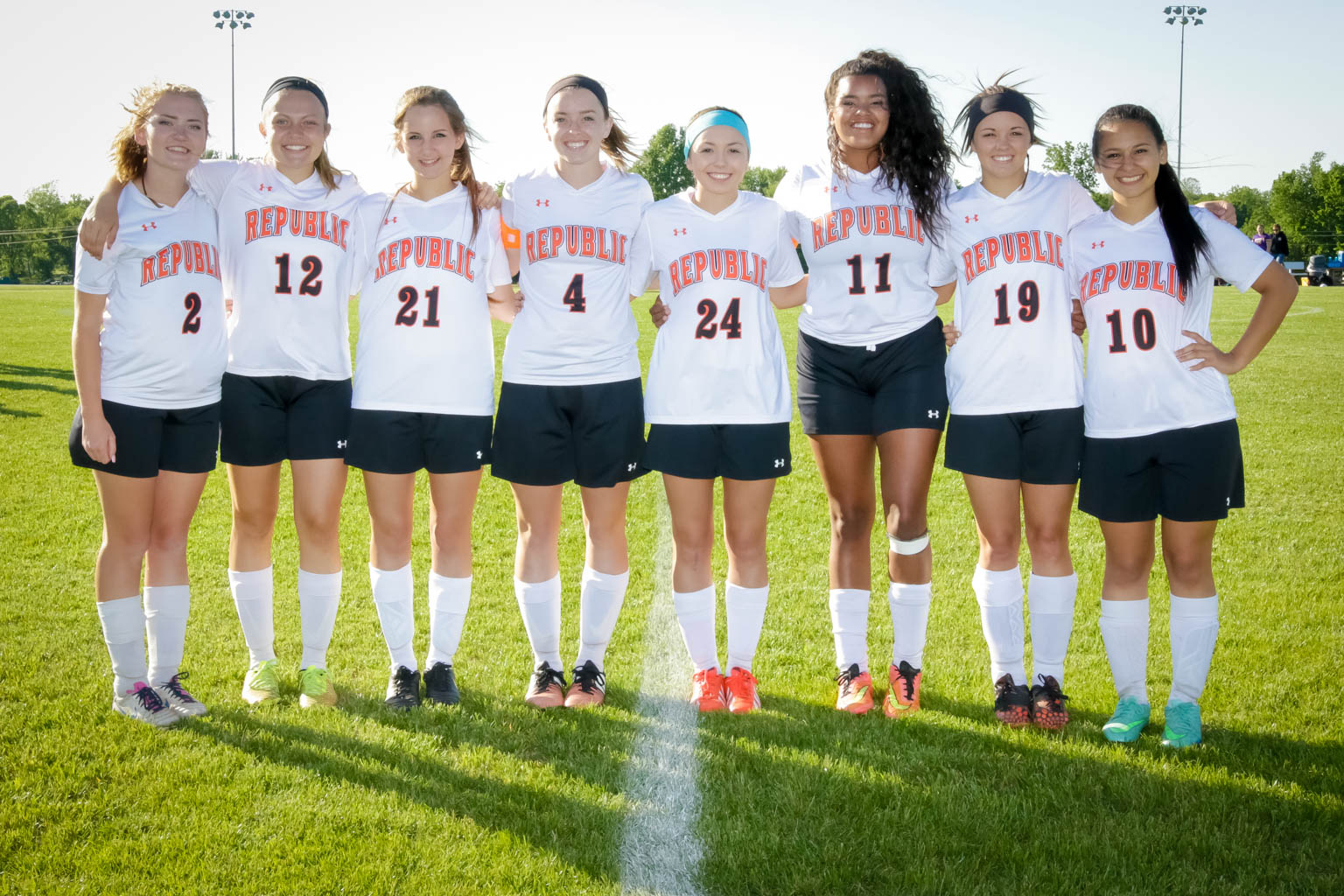 Senior Night Tributes: Girls Soccer