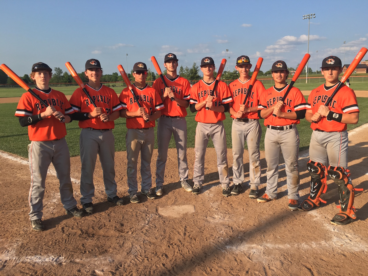 Senior Night Tributes: Baseball