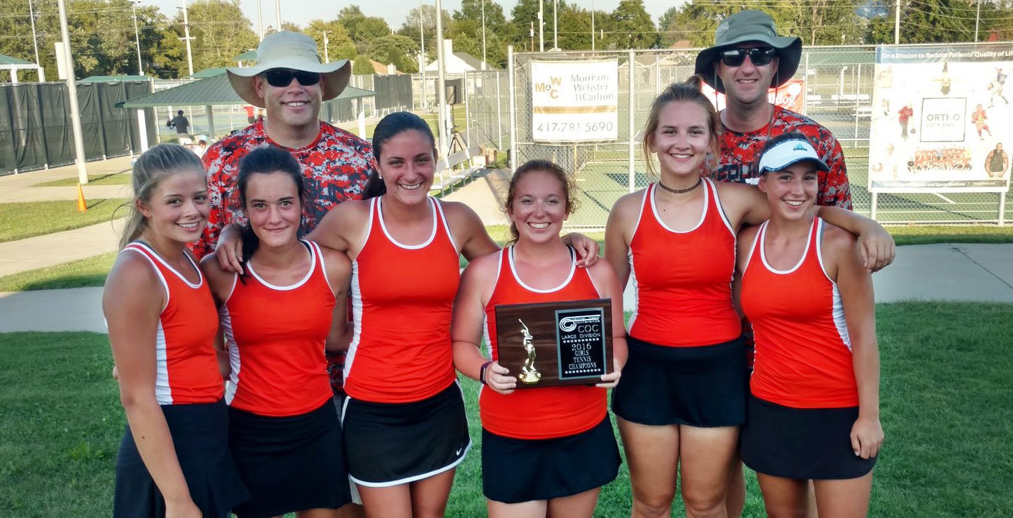 Lady Tigers Make More History At COC Tournament