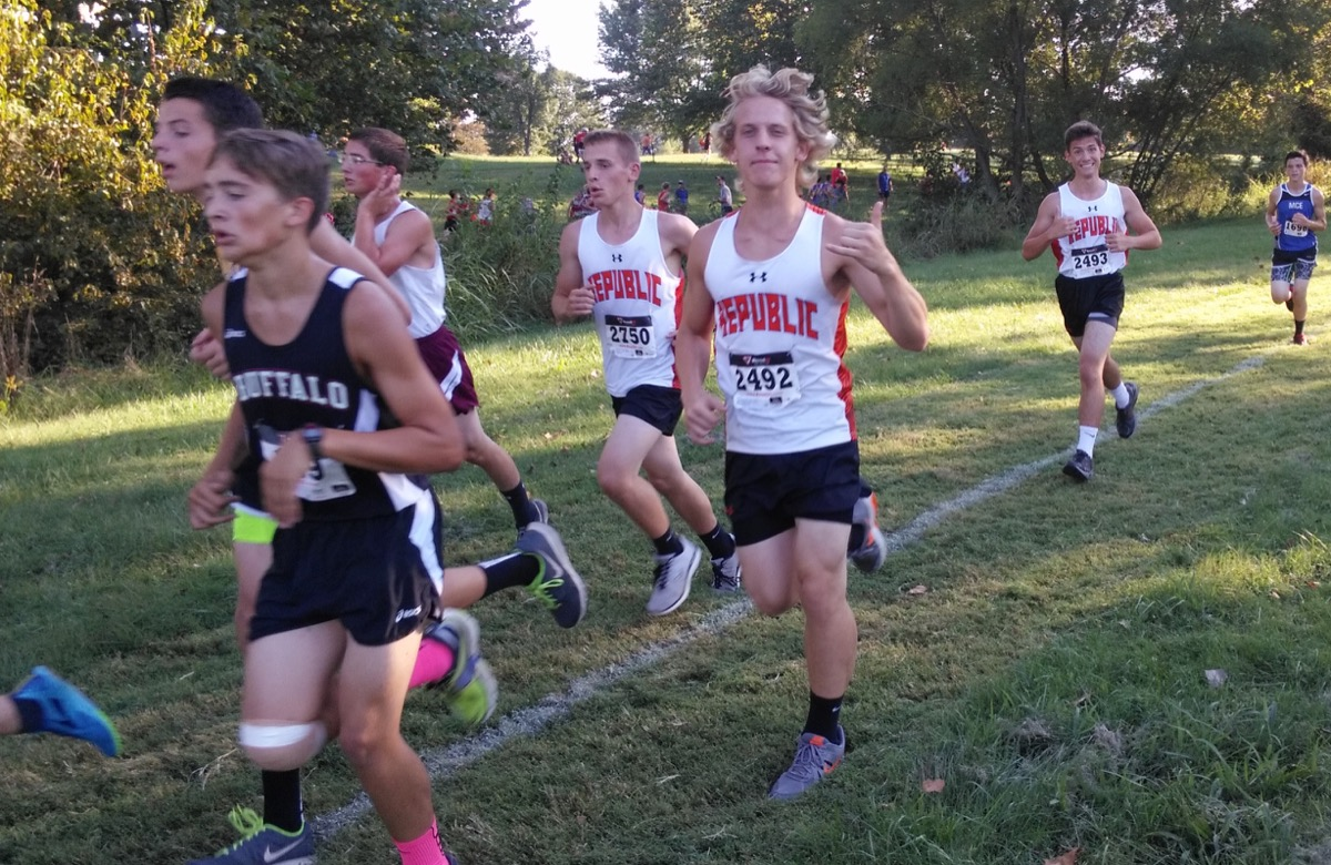 Republic Cross Country Hauls In Medals At Bolivar