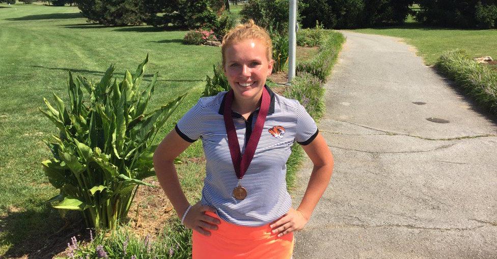 Hamilton Leads Lady Tigers At MSU Relays