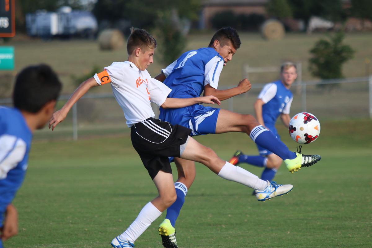 Photos: JV Soccer Vs Carthage