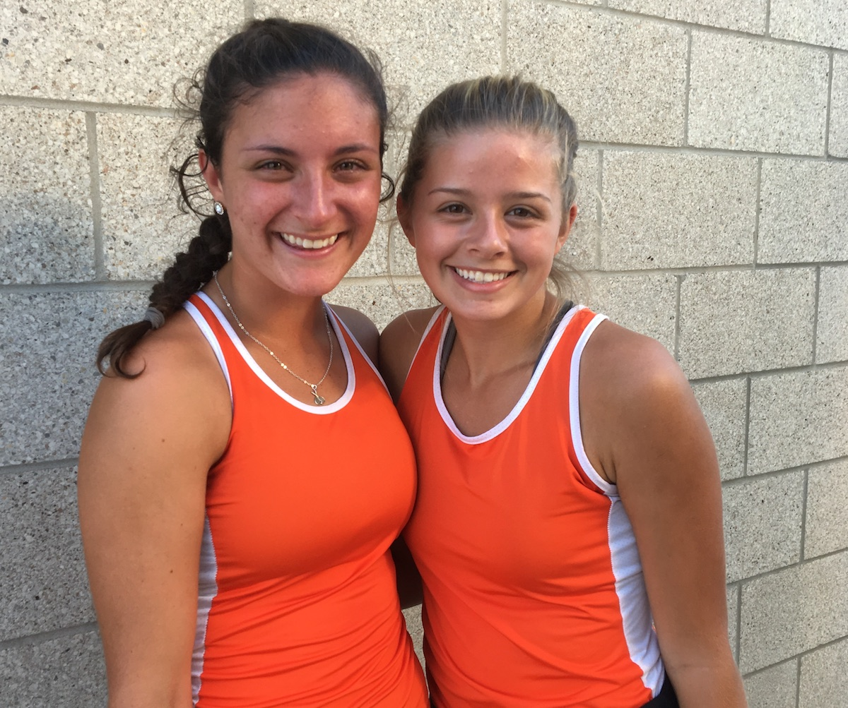 State-Bound: Snyder & Pearce Win Sectionals