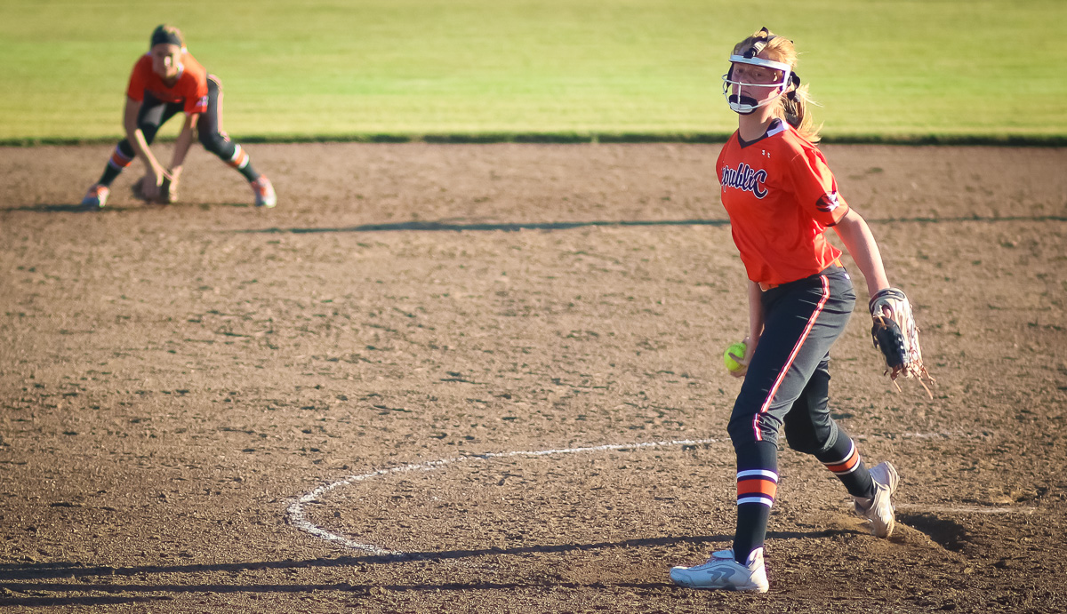 Player-of-the-Year Rook Leads COC Softball Awards