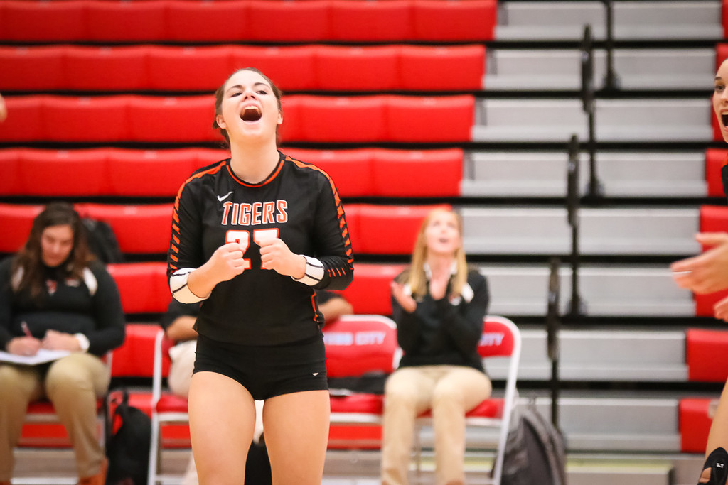 Photos: Varsity Volleyball District Tournament