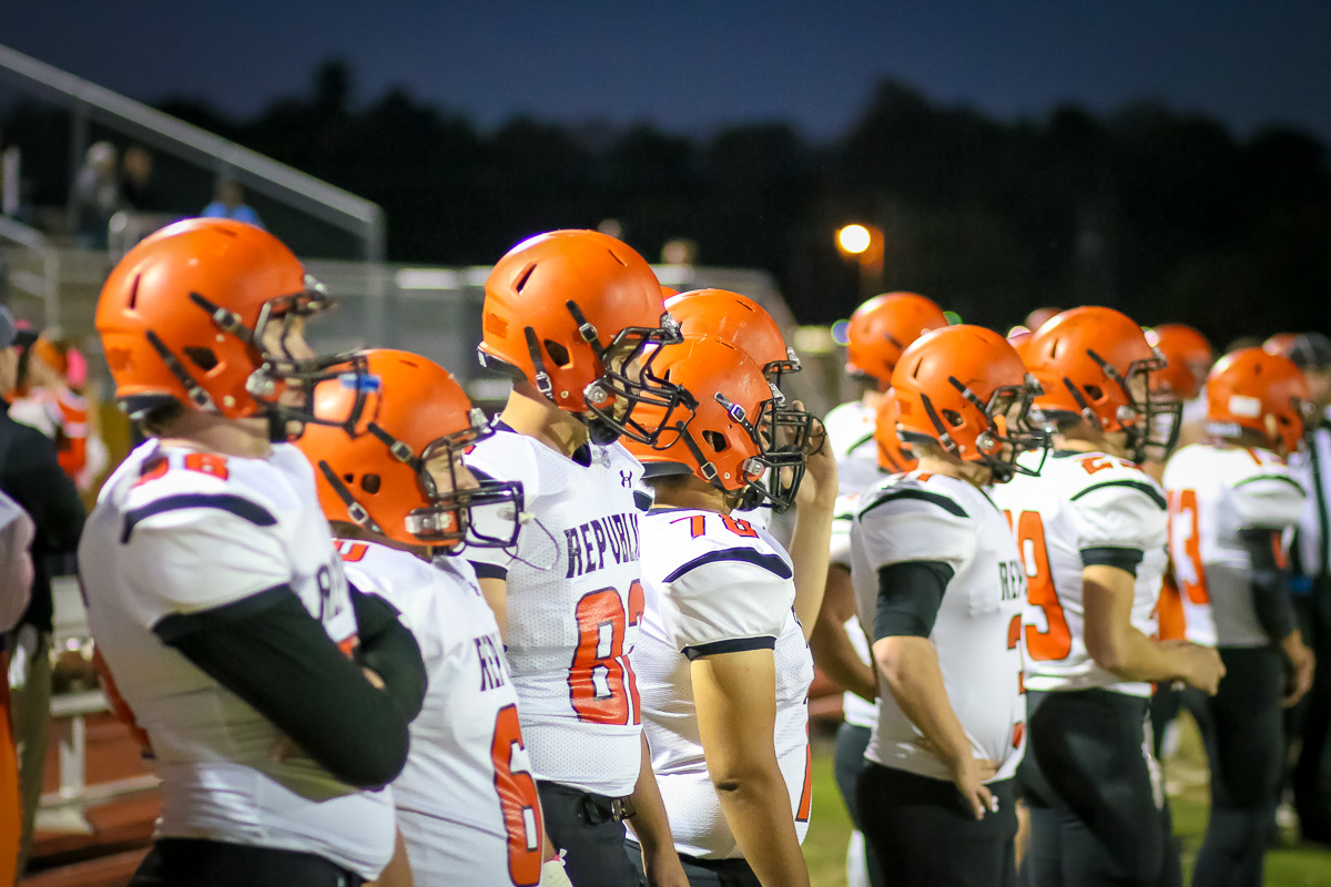 Photos: Varsity Football Vs Neosho (Districts)