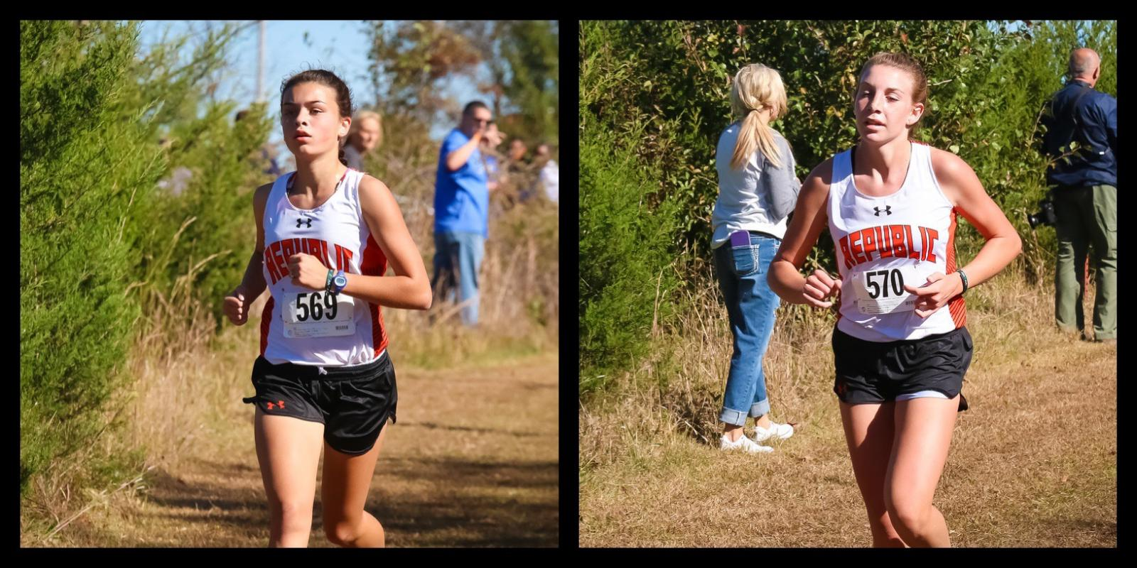 Cross Country Districts: Kirby & Manes Move On (Photo Gallery)