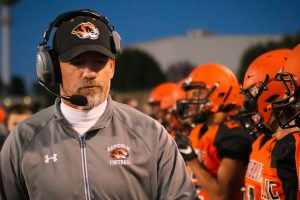 Beachler Resigns As Head Football Coach