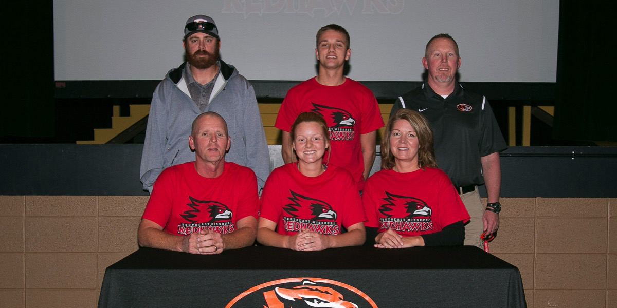 High Expectations: Rook Becomes A Redhawk