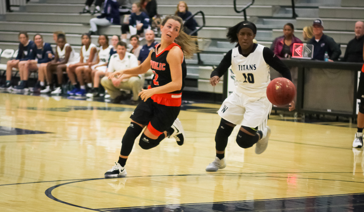 Beyond The Arc-tic: Ice Cold Shooting Dooms Republic In Opener