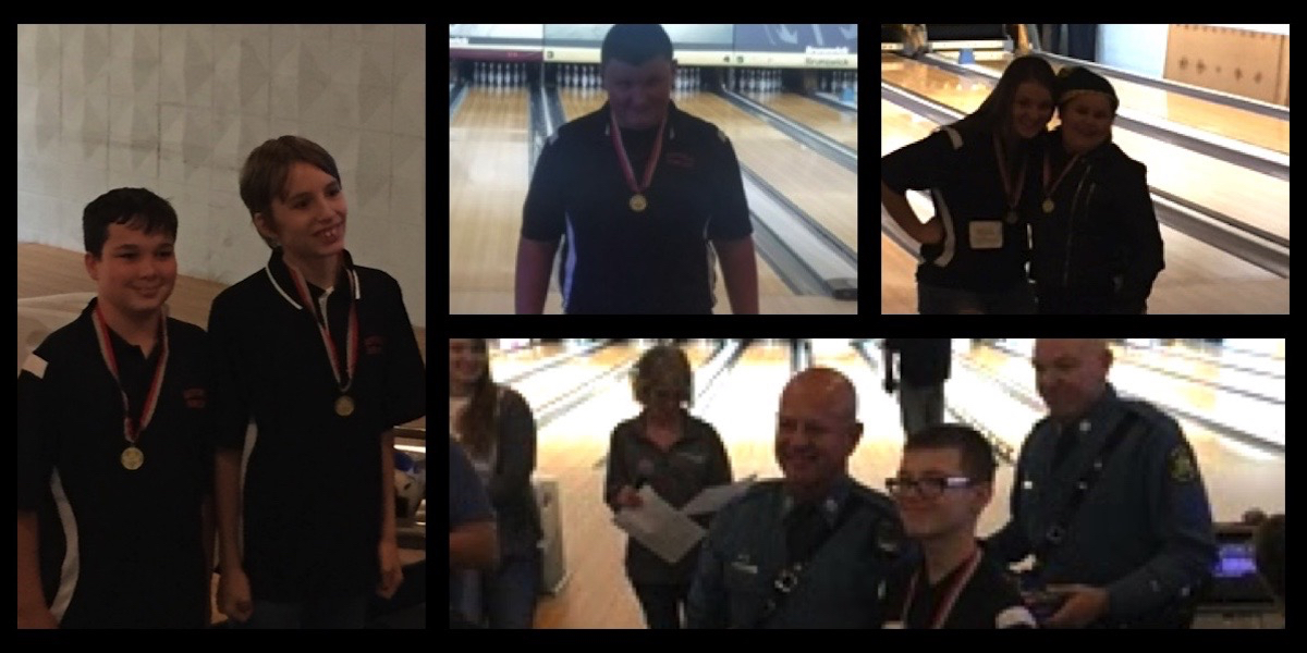 Special Olympics Bowling Team Nabs Medals