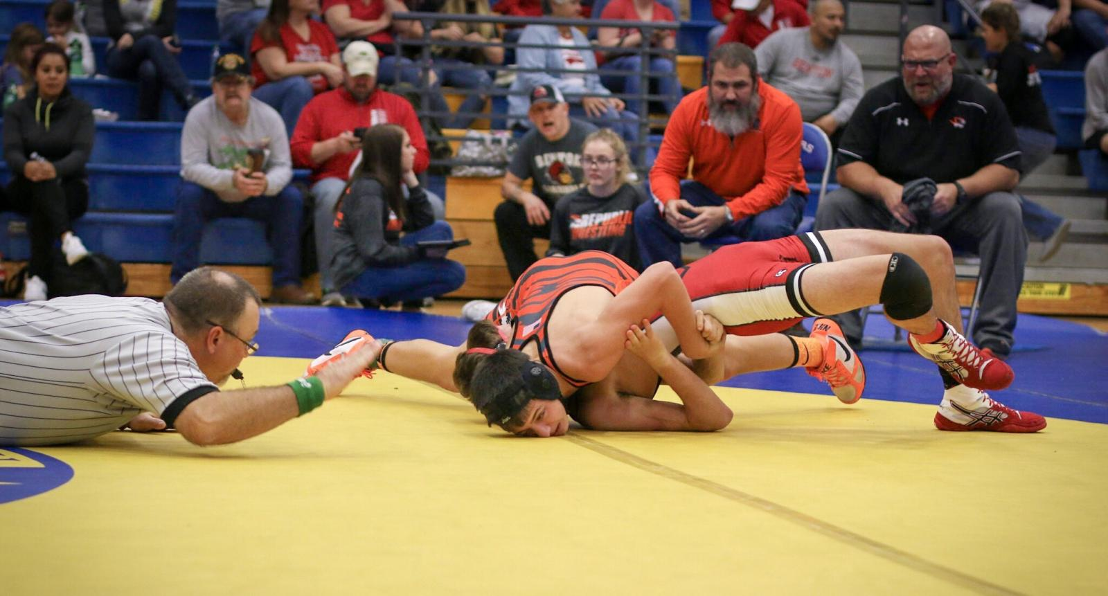 Taylor & O'Connell Lead Tigers At Bolivar