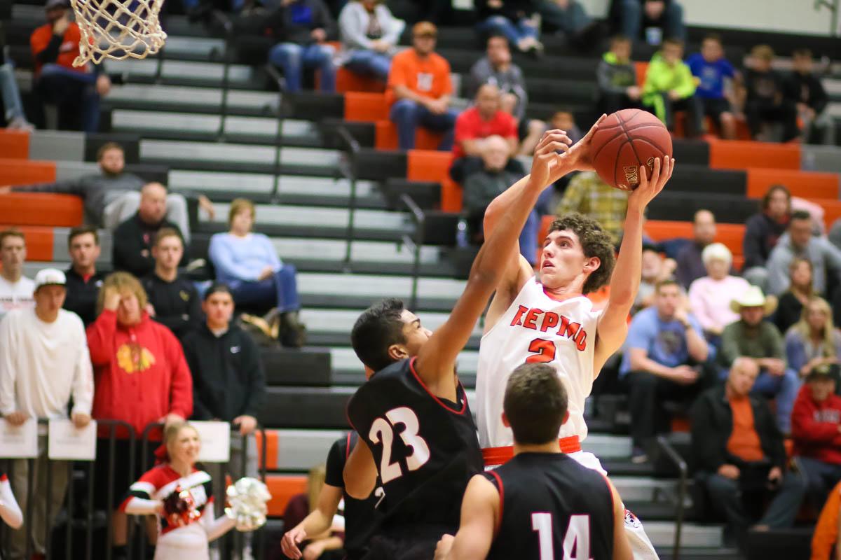 Photos: Varsity Boys Basketball Vs Ozark