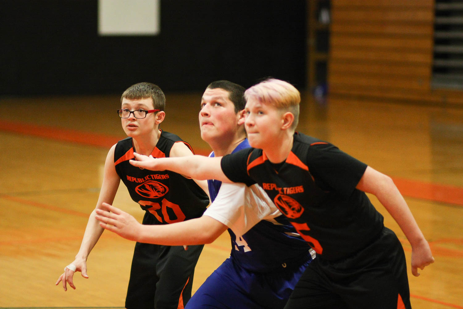 Special Olympics Compete At CJ Tournament