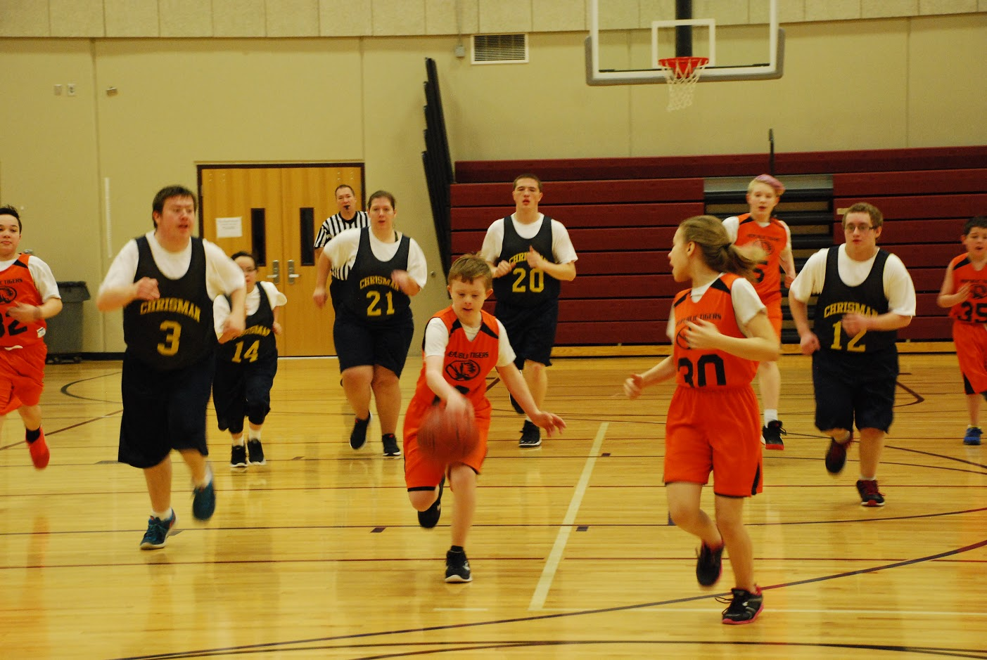 Repmo Special Olympics Competes At Regional Tourney