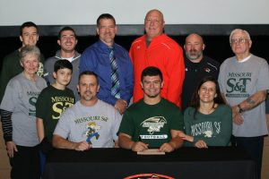 Versatile Hayes Heads To Rolla