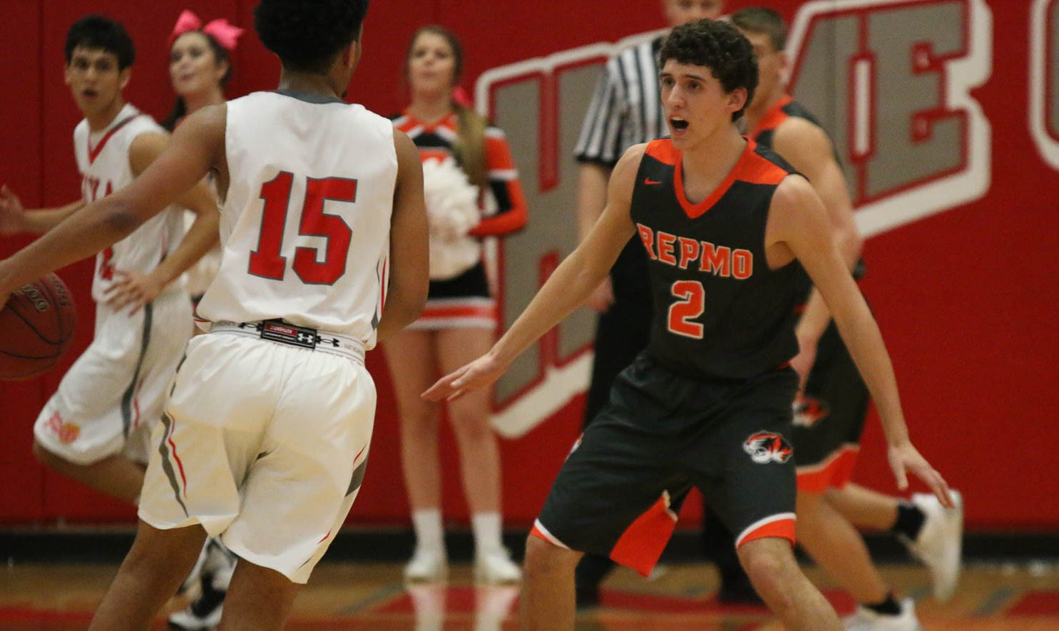 Photos: Varsity Boys Basketball Vs Nixa