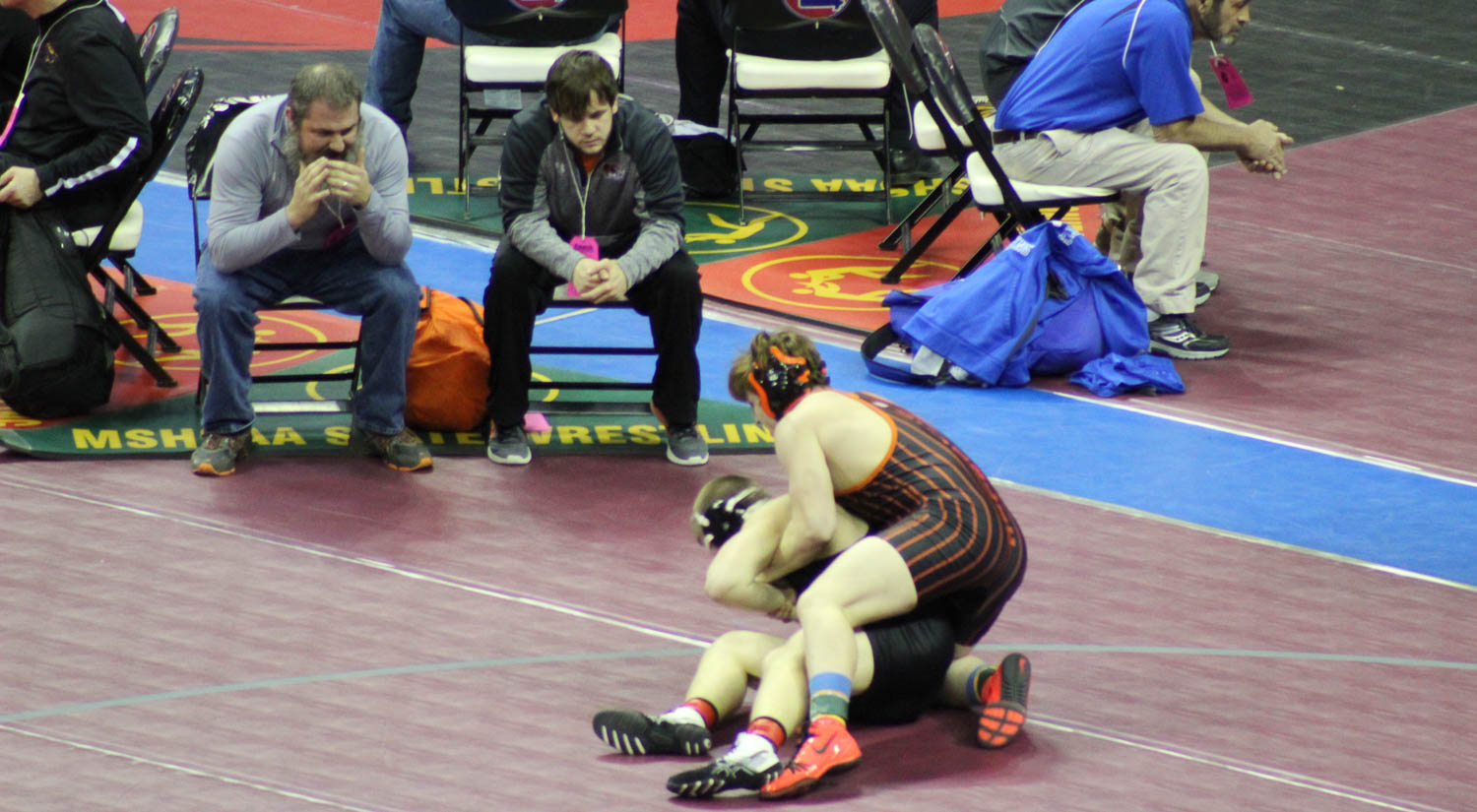 Two Tigers Advance To State Medal Rounds