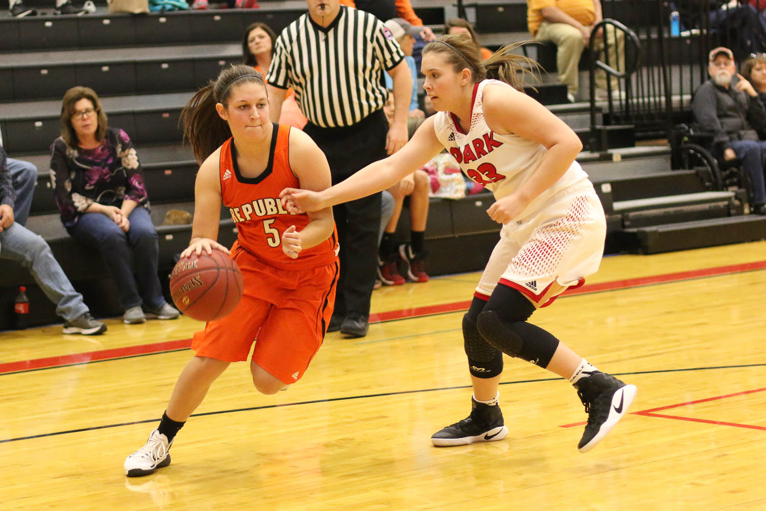 Photos: JV Girls Basketball Vs Ozark