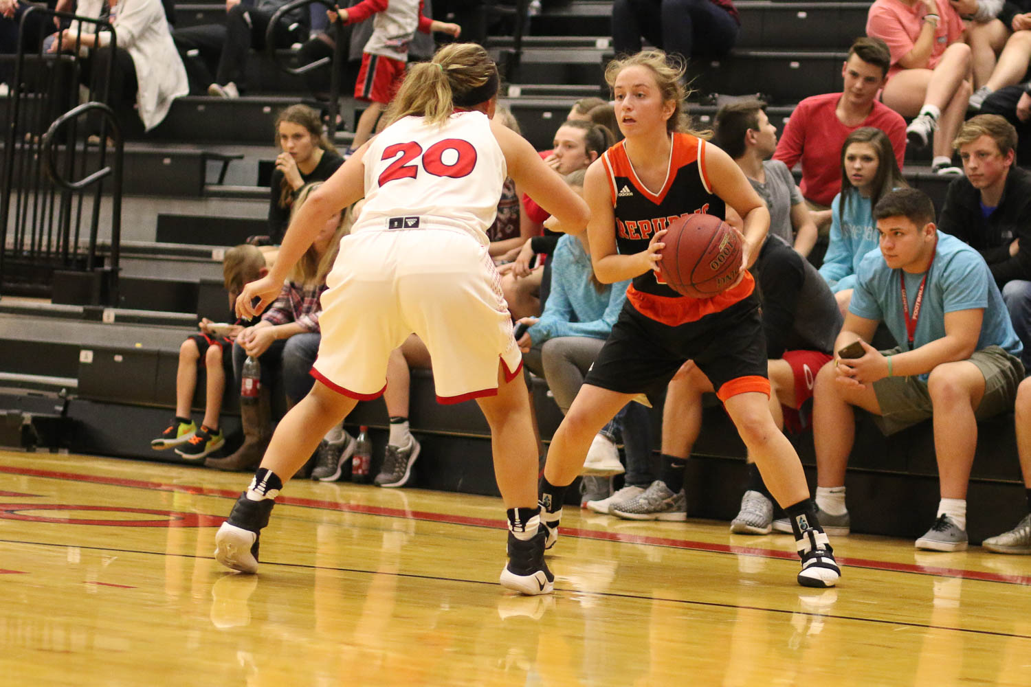 Photos: Varsity Girls Basketball Vs Ozark