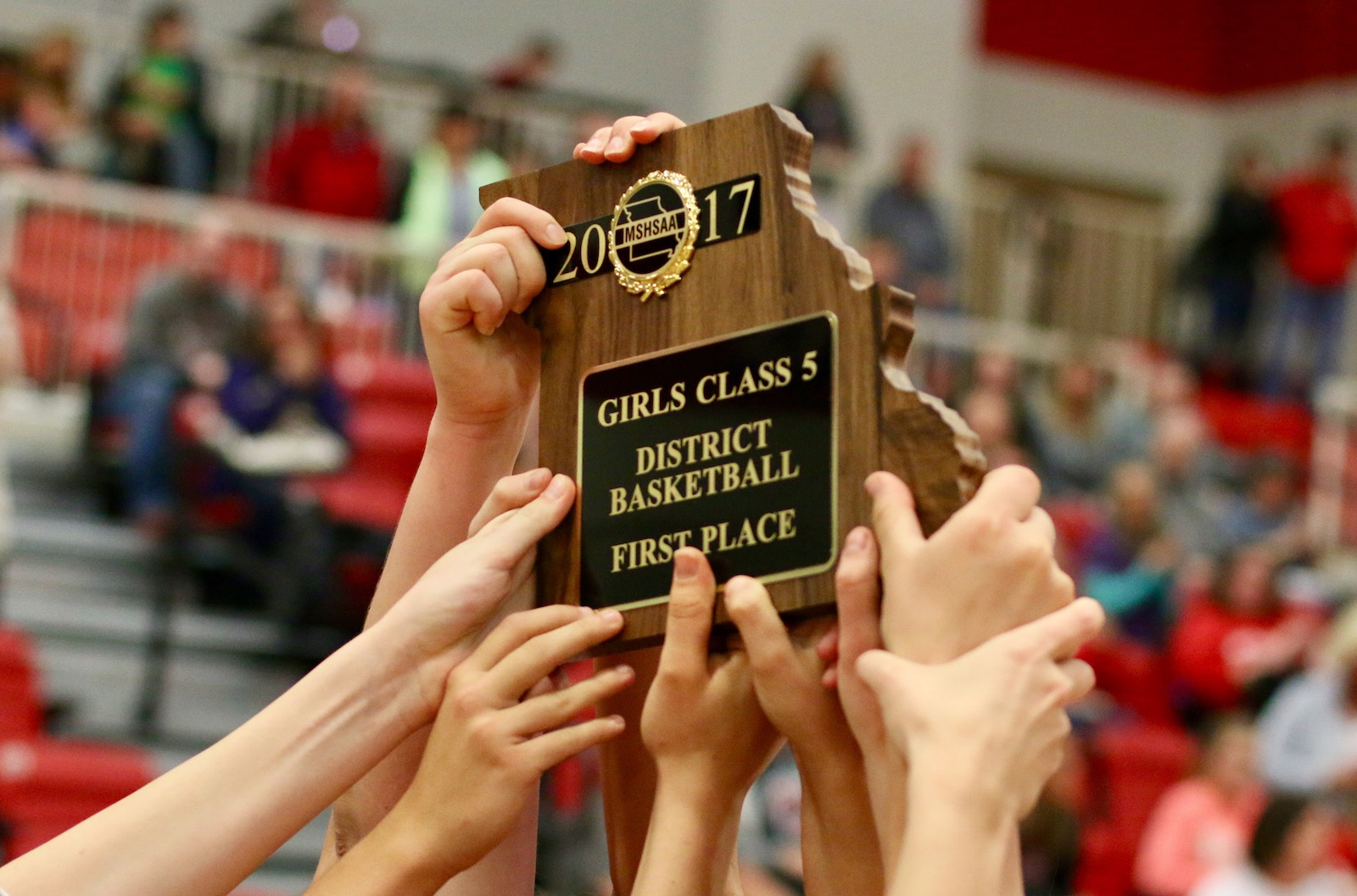 Four-Peat: The Lady Tigers Sew Up Another District Title