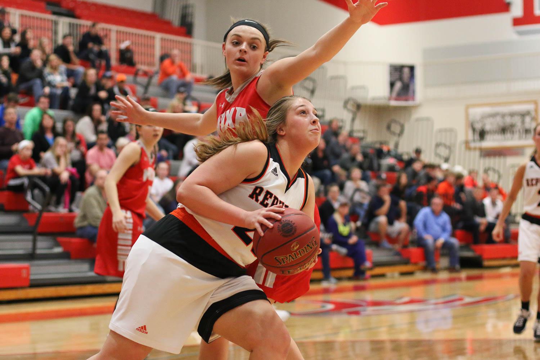 Photos: Varsity Girls Basketball – District Championship Vs Nixa