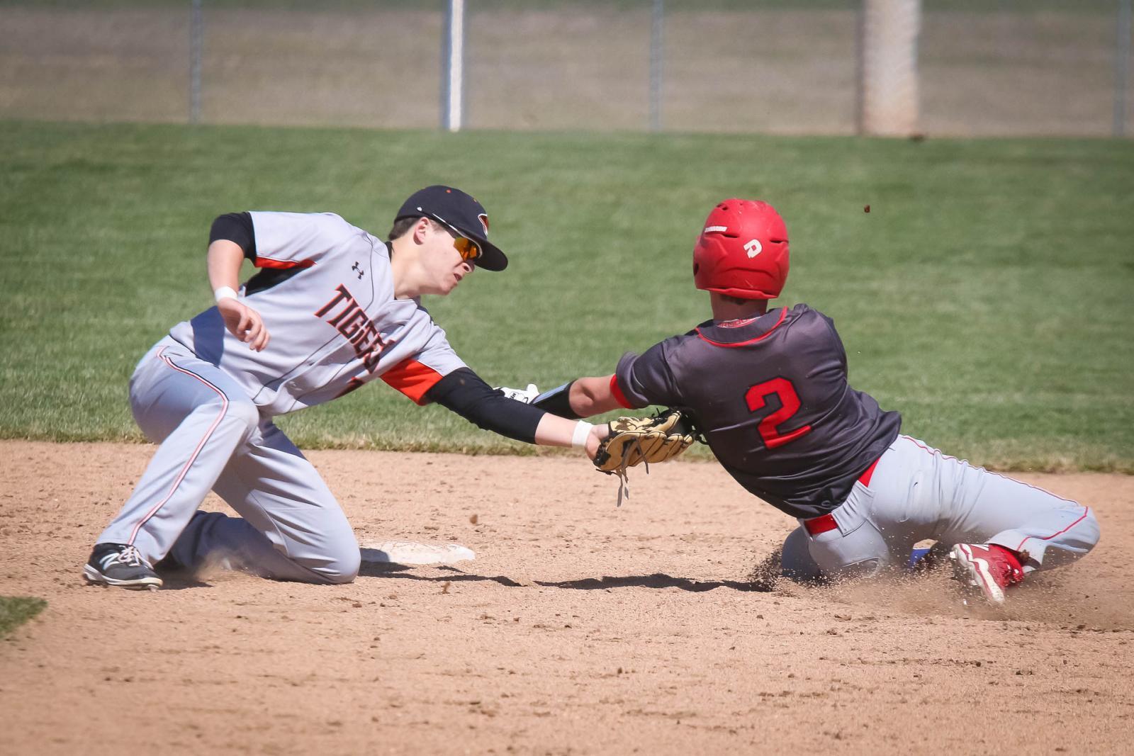 Photos: Varsity Baseball Vs Carl Junction