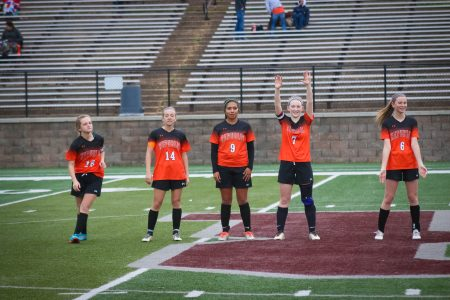 Photos: Varsity Soccer Vs Rolla