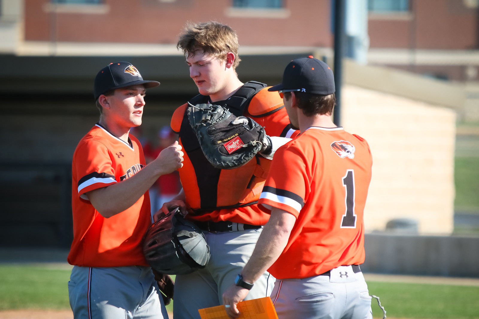 Photos: Varsity Baseball vs Webb City