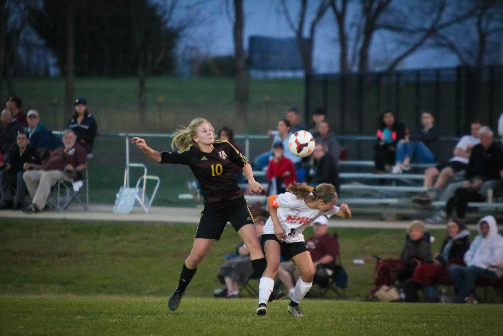 Photos: Varsity Soccer Vs Rogersville