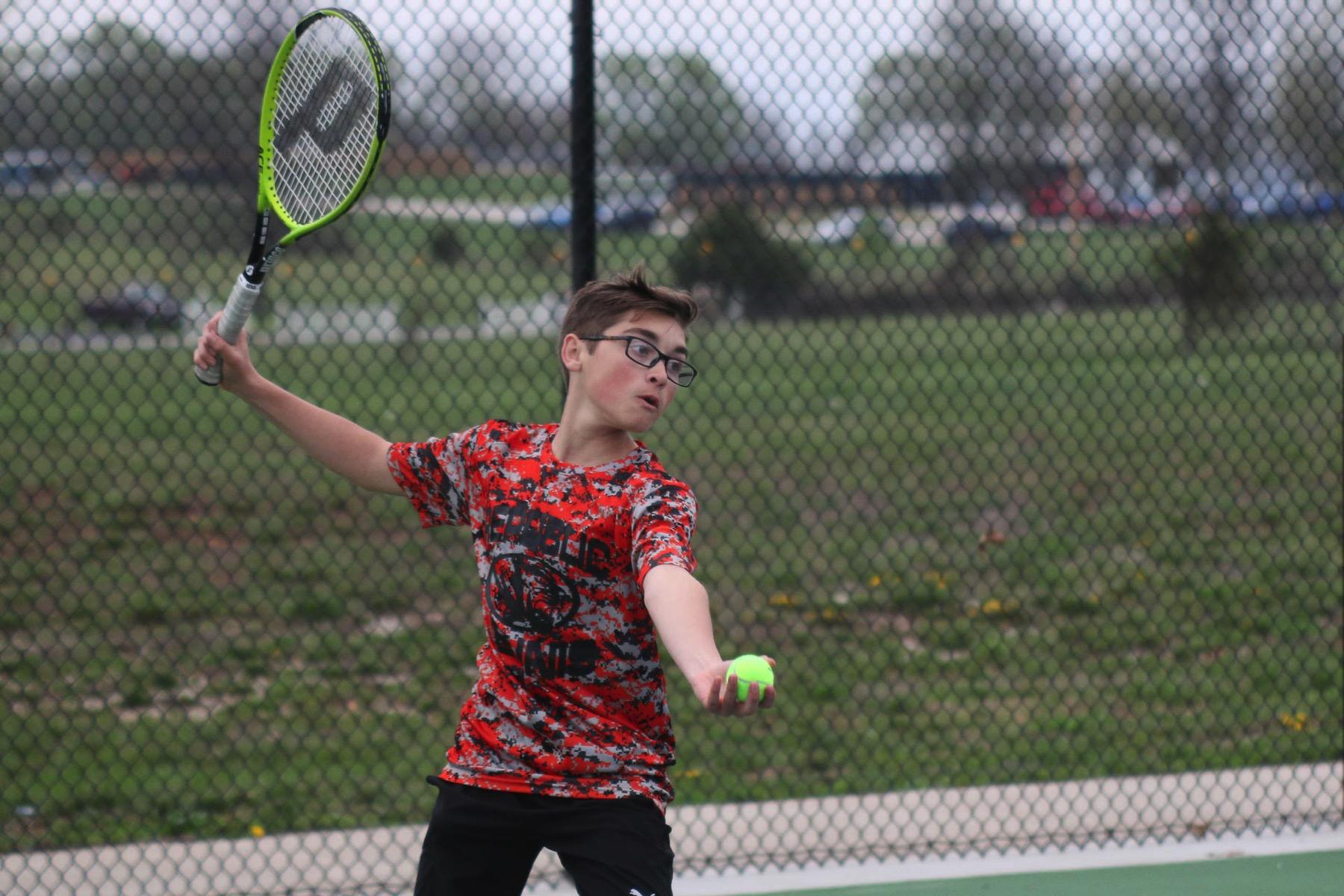 Liberators Come Back To Top Tennis Tigers