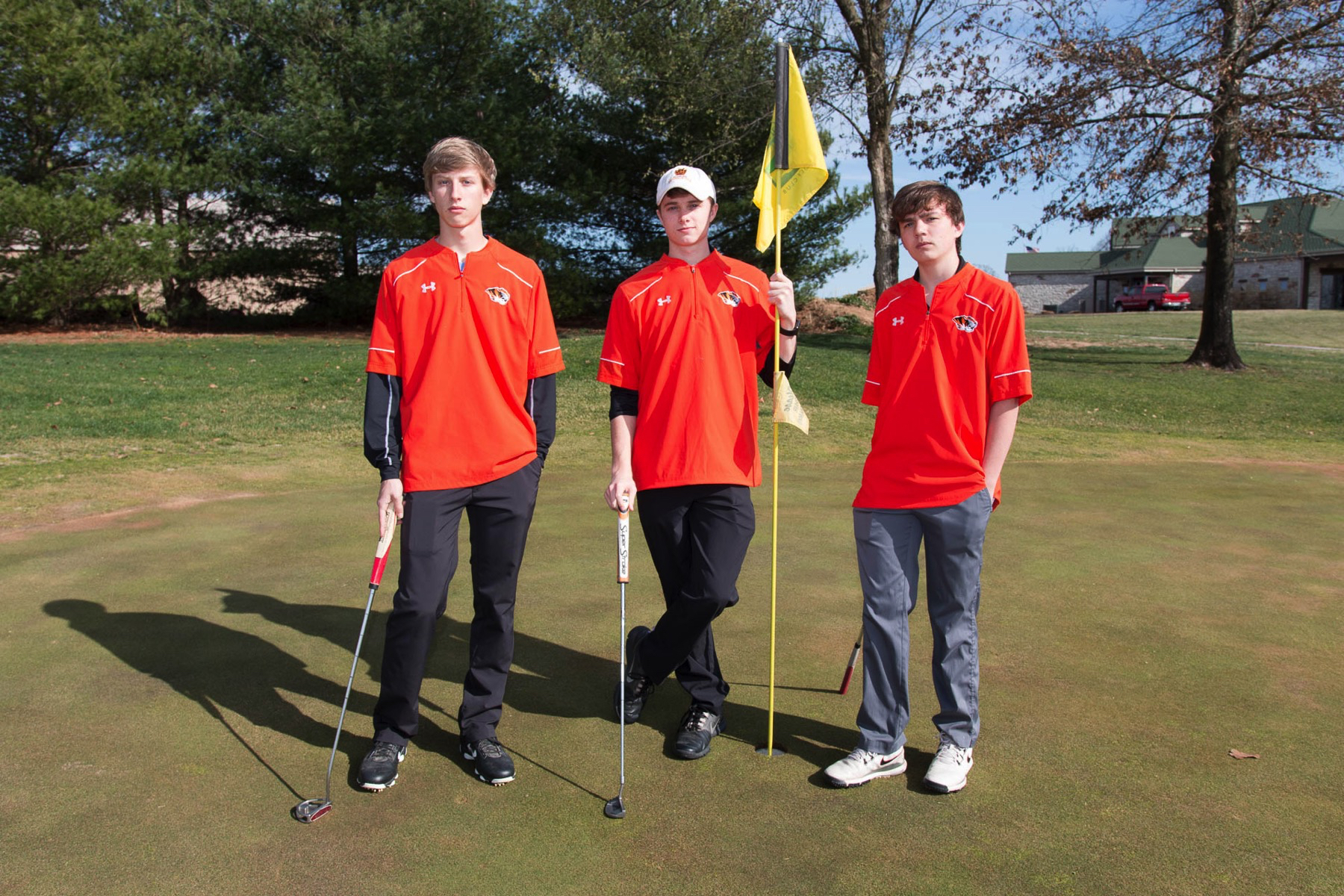 Melton Leads Tigers To 4th Place At Silo Ridge