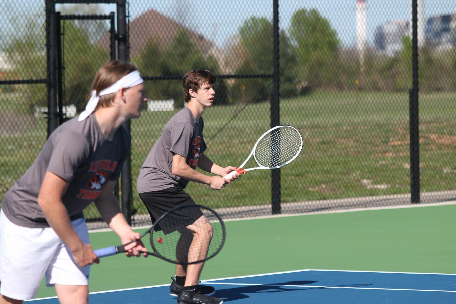 Photos: Tennis Vs Webb City