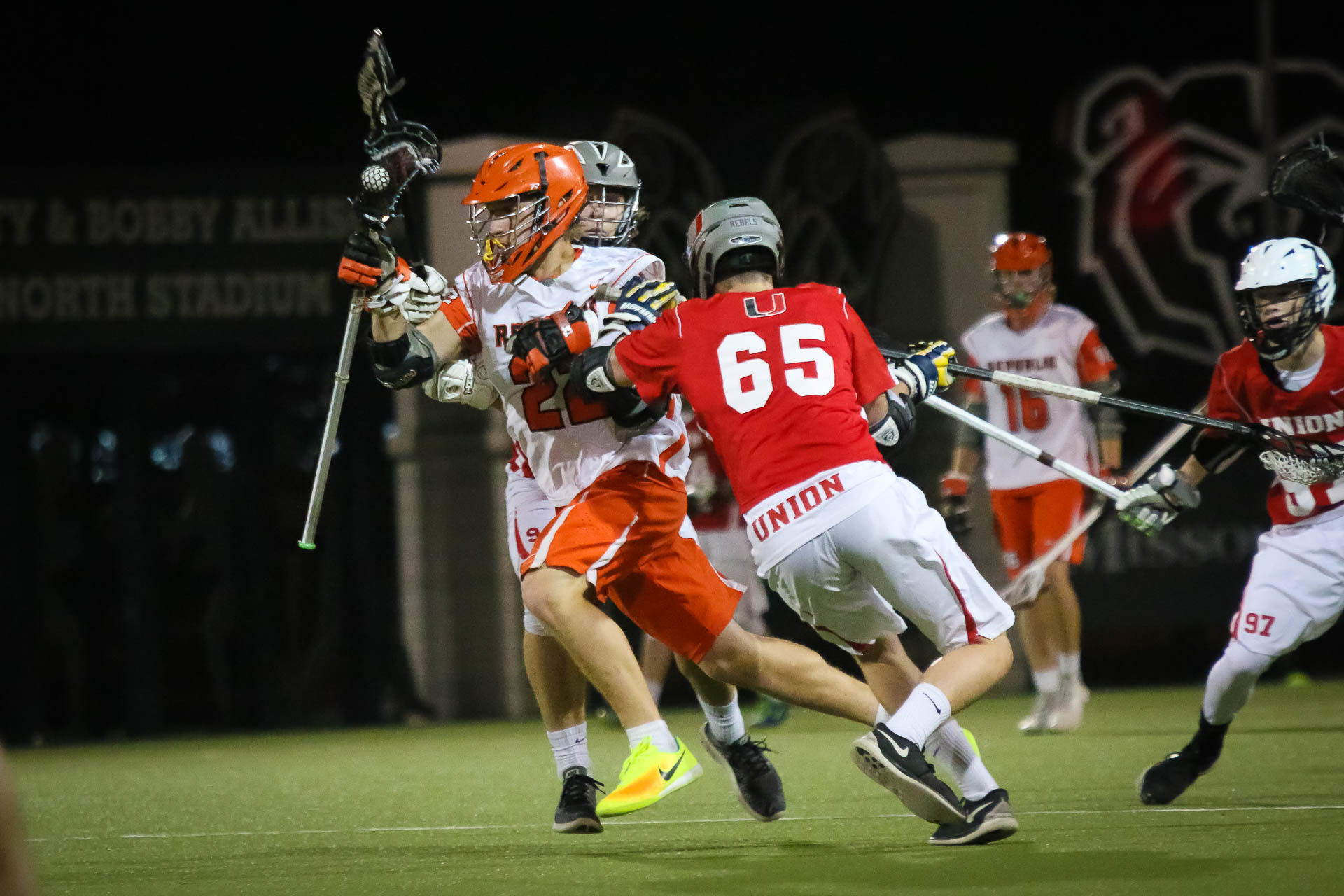 Photos: Lacrosse Vs Union
