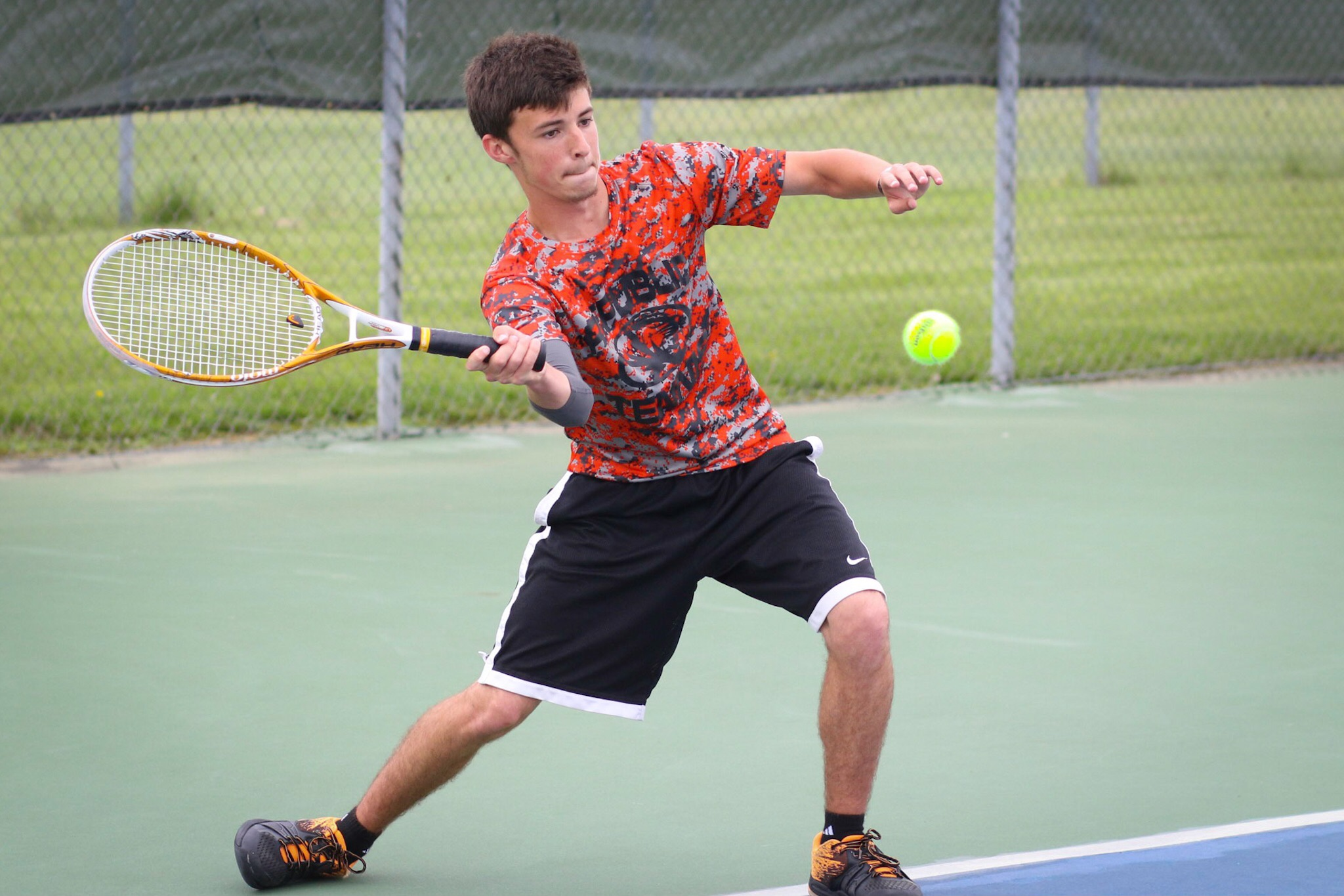 Photos: Boys Tennis Vs Glendale