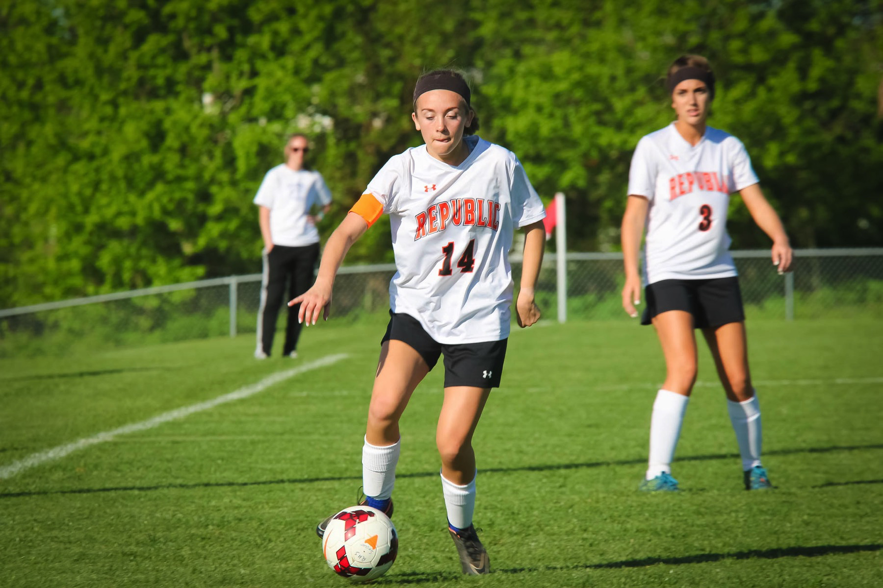 Photos: Varsity Soccer Vs Greenwood