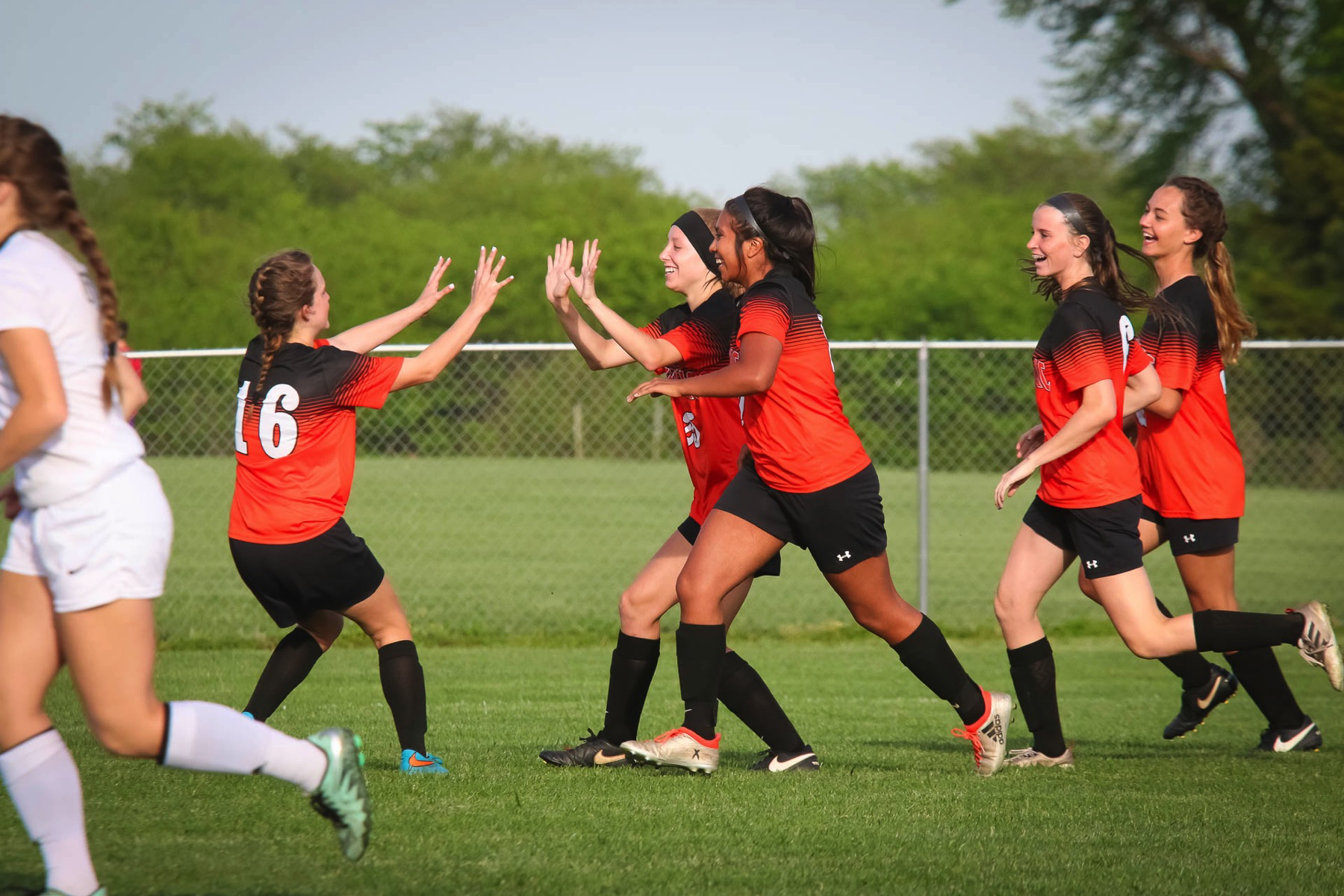 Photos:  Varsity Soccer Vs Willard