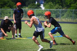 June Workouts Introduce Tigers To Baldwin, New System