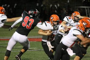 Tigers Trounce Branson With Team Effort