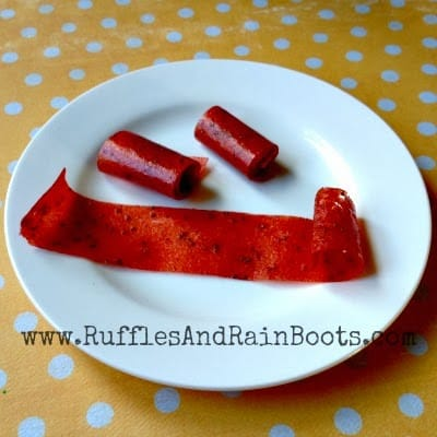 This is a picture of yumminess created on RufflesAndRainBoots.com