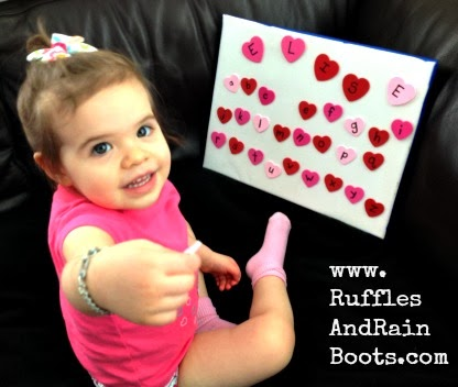 This is a picture of an awesome craft we're making at RufflesAndRainBoots.com.