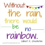 From Ruffles and Rain Boots: free printable pick me up, rainbow printable