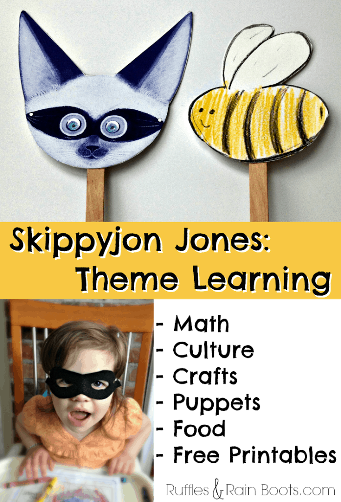 Skippyjon-Jones-theme-learning-party-play-activities-toddler-crafts-puppets-coloring-page
