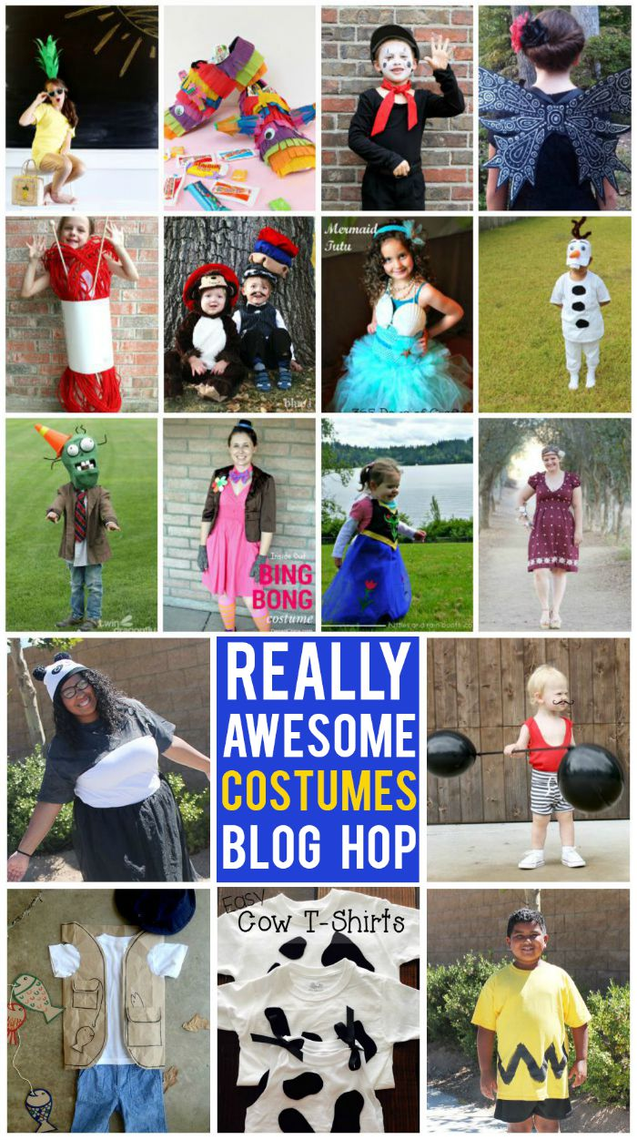 Handmade Costume Ideas for Halloween