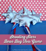 Shooting Stars: A Toss Game