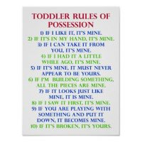 The Real Rules for Raising a Toddler