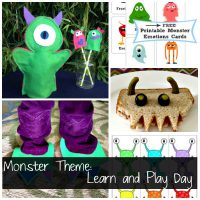 monster-theme-learning