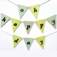 Quick Banners and Garlands