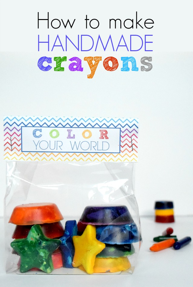 How-to-Make-Crayons Handmade Crayons